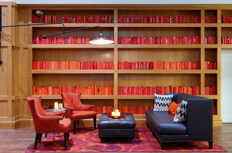 Hotel Indigo NASHVILLE - Hotel Lobby