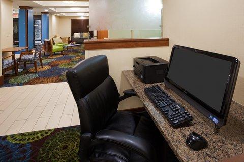 Holiday Inn Express CEDAR RAPIDS (COLLINS RD) - Business Center