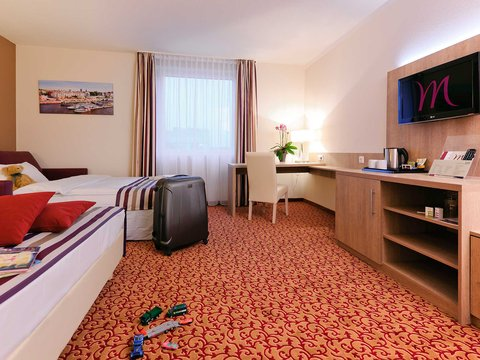 Mercure Hotel Hamburg am Volkspark (ex Novotel Hamburg Arena) - Other