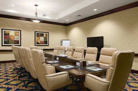 Hilton Waco - Executive Boardroom