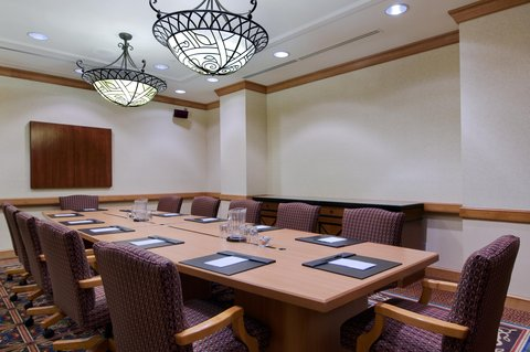 Hilton Anchorage - Cook Inlet Board Room