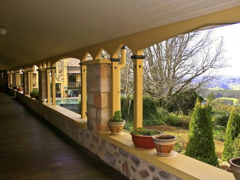 Grand Mercure Mount Lofty House - Other