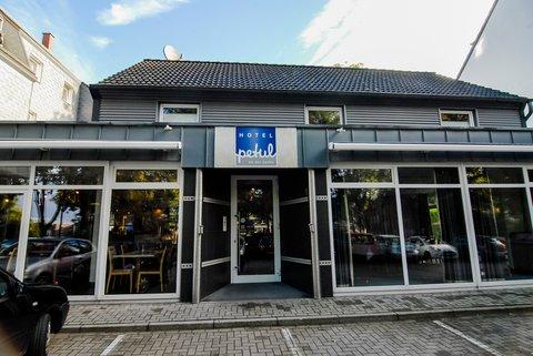 Hotel Petul am Zollverein - Exterior3