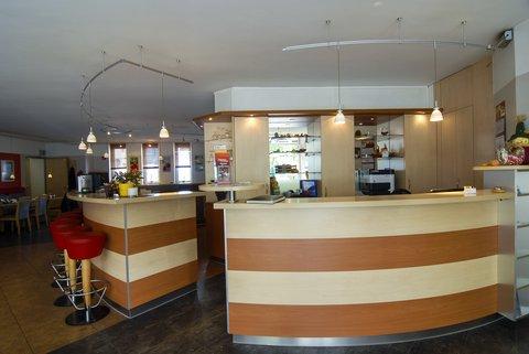 Hotel Petul am Zollverein - Reception2