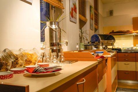 Hotel Petul am Zollverein - Breakfastbuffet2