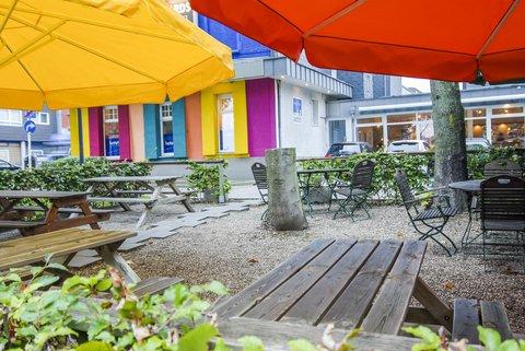 Hotel Petul am Zollverein - Terrace