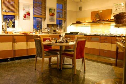 Hotel Petul am Zollverein - Breakfastbuffet3