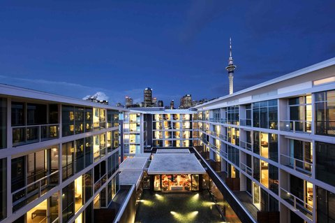 Sofitel Auckland Viaduct Harbour - Other