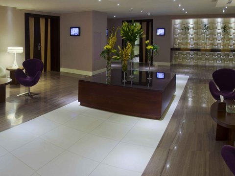Suite Novotel Riyadh Olaya Hotel - Interior