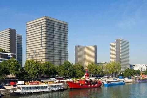 Hotel Paris Massena Olympiades (ibis styles en septembre 2014) - Other