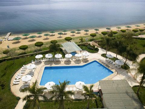 Mercure Ismailia Forsan Island Hotel - Exterior