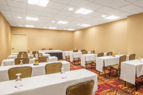 Crowne Plaza BOSTON - NEWTON - Meeting Room