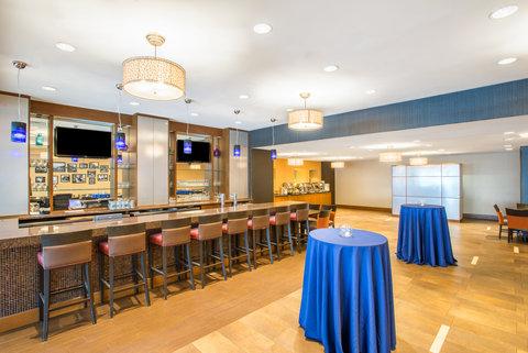 Crowne Plaza BOSTON - NEWTON - Restaurant