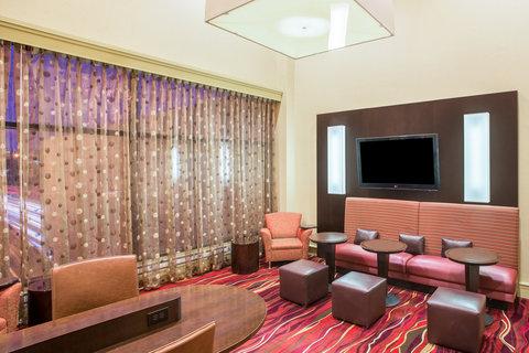 Crowne Plaza BOSTON - NEWTON - Hotel Lobby