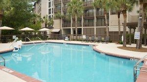 Pool - Holiday Inn Express Hilton Head Island