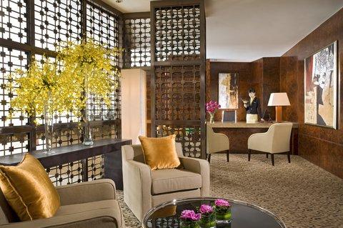 Grand Millennium Beijing - Executive Lounge Reception