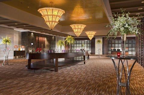 Grand Millennium Beijing - Chaoyang Ballroom Foyer