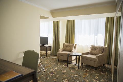 Ani Plaza Hotel - Junior Suite OLY