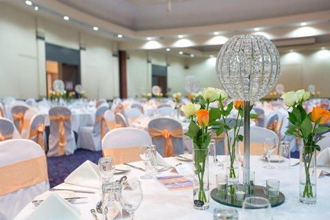 DoubleTree by Hilton Hotel Alice Springs - Wedding Reception