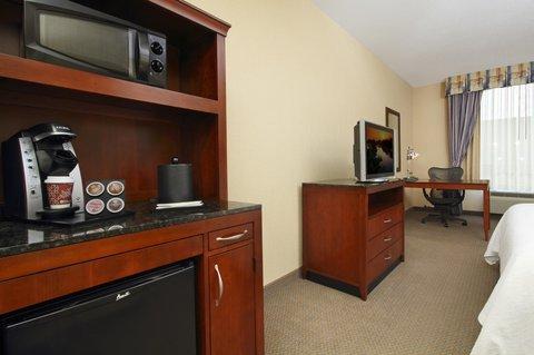 Hilton Garden Inn Columbus-University Area - Room Amenities