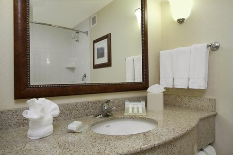 Hilton Garden Inn Columbus-University Area - Standard Bathroom