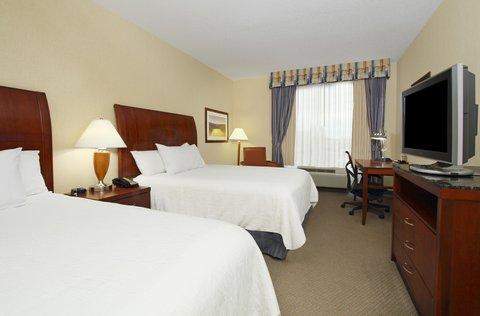 Hilton Garden Inn Columbus-University Area - Standard Double
