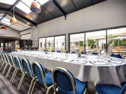 Hôtel Mercure La Roche Sur Yon Centre - Restaurant