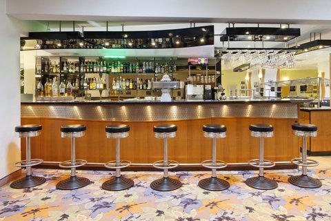 米特假日酒店 -  Starlight  bar - enjoy cocktails and draft beers