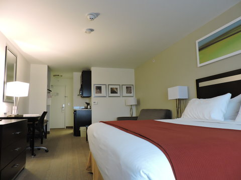 Holiday Inn Express & Suites MONTGOMERY - King Suite