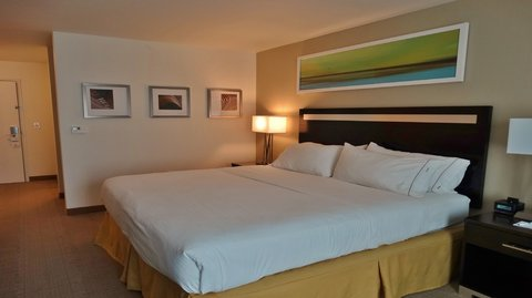Holiday Inn Express & Suites MONTGOMERY - King Bed Guest Room
