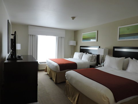Holiday Inn Express & Suites MONTGOMERY - Double Queen Room