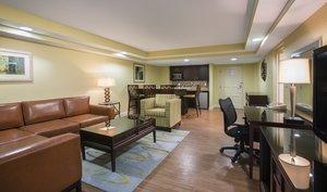 Presidential Suite Parlor 1