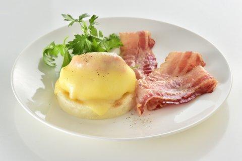 Hotel Nikko Fukuoka - SERENA breakfast 1