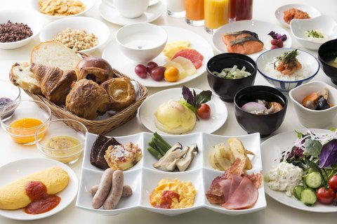 Hotel Nikko Fukuoka - SERENA breakfast 2