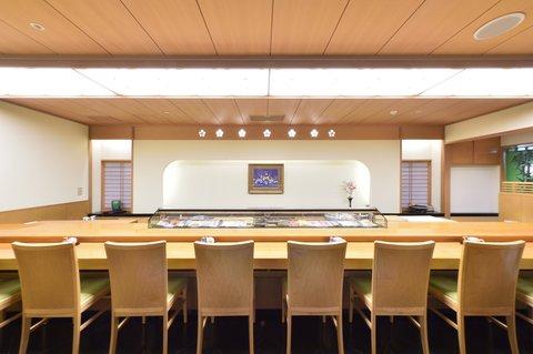Hotel Nikko Fukuoka - Sushi restaurant Kawasyo 2