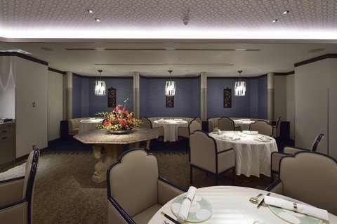 Hotel Nikko Fukuoka - Chinese restaurant Khoro 5