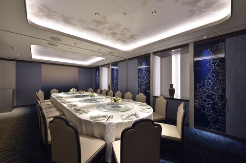 Hotel Nikko Fukuoka - Chinese restaurant Khoro 8