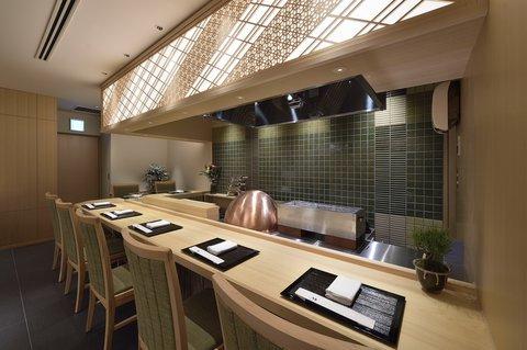 Hotel Nikko Fukuoka - Japanese restaurant Benkay 1
