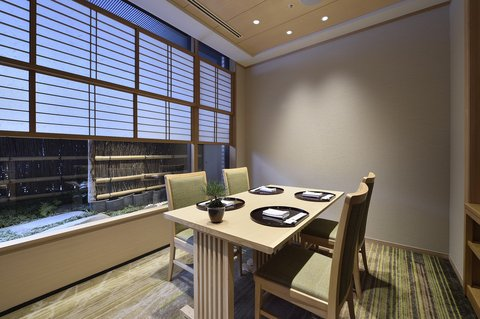 Hotel Nikko Fukuoka - Japanese restaurant Benkay 2