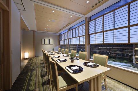 Hotel Nikko Fukuoka - Japanese restaurant Benkay 4