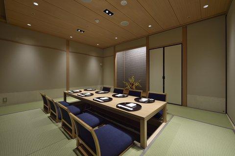 Hotel Nikko Fukuoka - Japanese restaurant Benkay 5