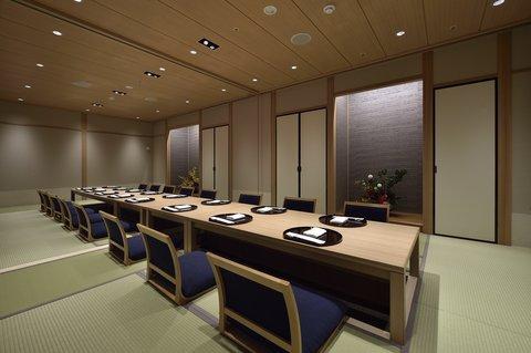 Hotel Nikko Fukuoka - Japanese restaurant Benkay 6