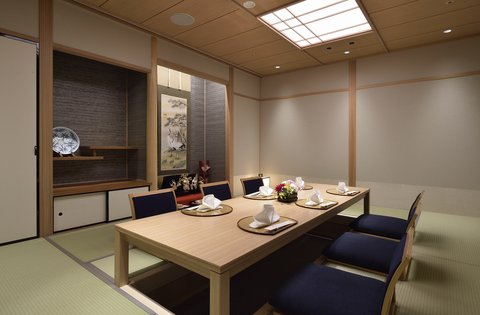 Hotel Nikko Fukuoka - Japanese restaurant Benkay 7