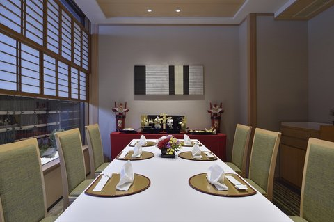 Hotel Nikko Fukuoka - Japanese restaurant Benkay 10