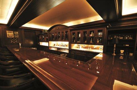 Hotel Nikko Fukuoka - bar Vol de Nuit 2