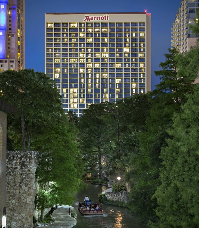 SAN ANTONIO MARRIOTT RIVERWALK