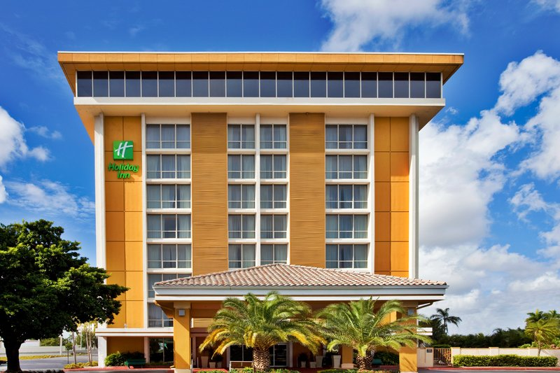 HOLIDAY INN - INTL AIRPORT N