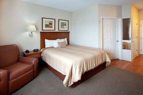 Candlewood Suites Corpus Christi - Spid Hotel - Single Bed Guest Room