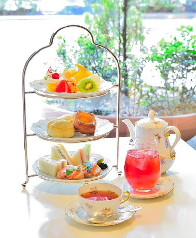 Hotel Nikko Fukuoka - Tea cocktail lounge 5