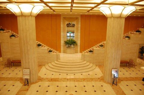 Hotel Nikko Fukuoka - Lobby view 1